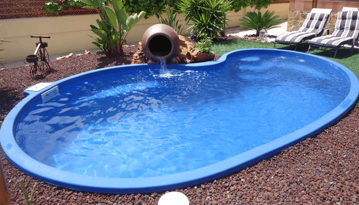 Modelo de piscina Freedom2000