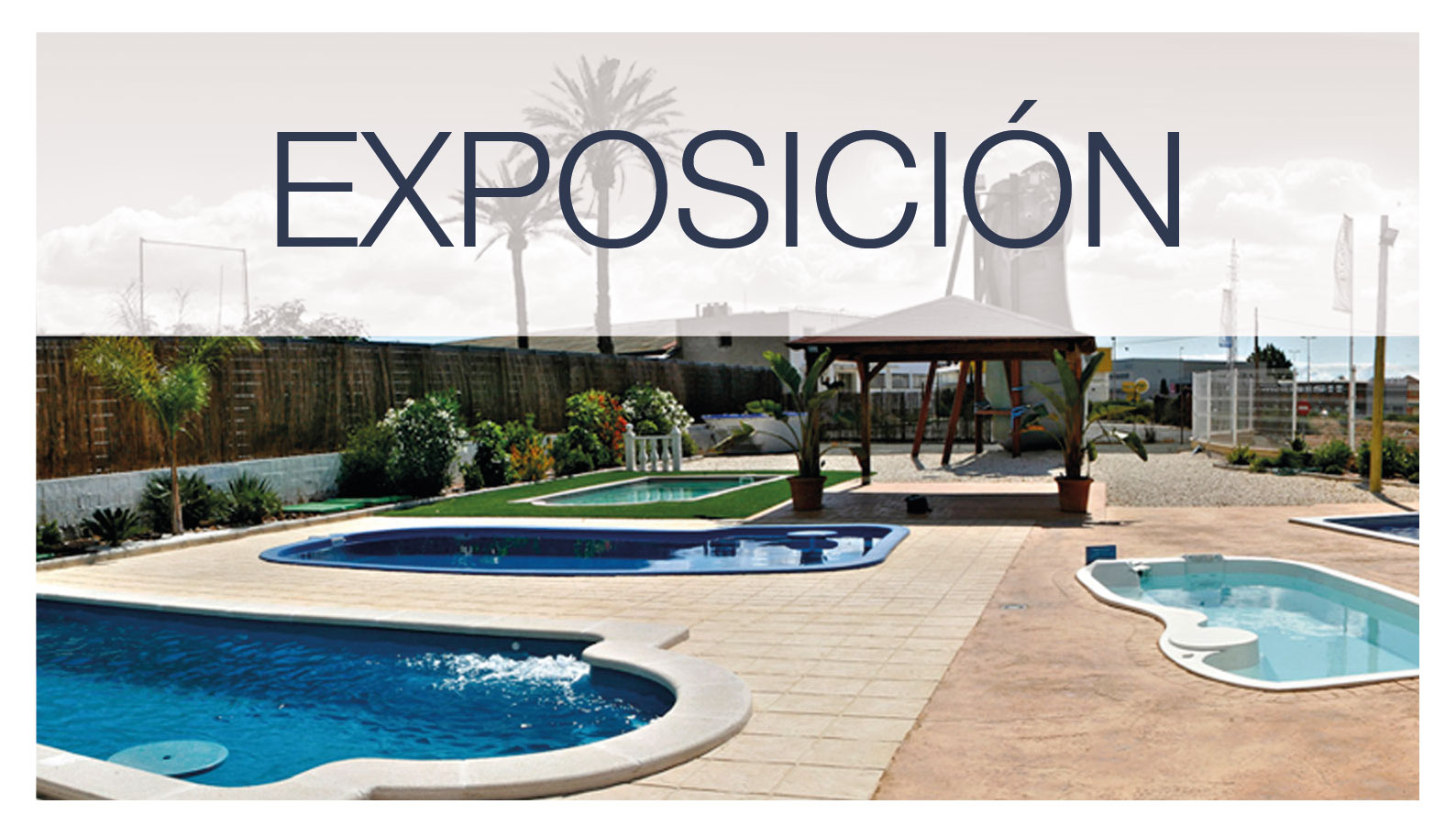 Exposición de Freedom Pools Center