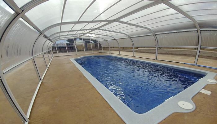 Proteja su piscina todo el a o y ahorrar en dinero freedom pools center - Coste mantenimiento piscina ...